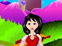 Флеш игра Летнее мороженое