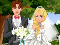 Флеш игра Летняя свадьба