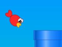 Флеш игра Летящая рыбка
