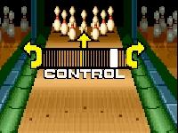 Флеш игра Лига боулинга