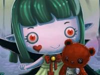 Флеш игра Лилит и день Святого Валентина
