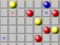 Флеш игра Линии из шариков