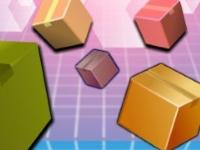Флеш игра Линии в блоках