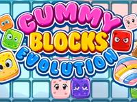 Флеш игра Липкие блоки: Эволюция