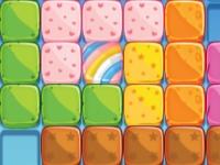 Флеш игра Липкие блоки: Тетрис