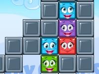 Флеш игра Липкие блоки
