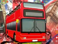 Флеш игра Лондонский автобус 2