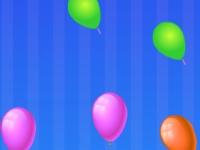 Флеш игра Лопай воздушные шарики