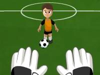 Флеш игра Лови мяч