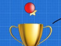 Флеш игра Лови мяч в кубок 2