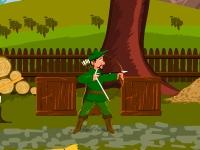 Флеш игра Лучник самоучка