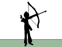 Флеш игра Лучник