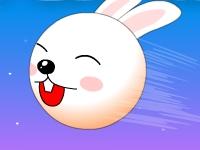 Флеш игра Лунное пирожное для кроликов