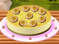 Флеш игра Любовный торт