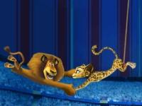 Флеш игра Мадагаскар 3: Самое популярное цирковое шоу