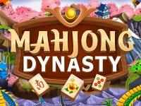 Флеш игра Маджонг династия
