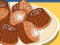 Флеш игра Маффин с шоколадом и бананами