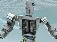 Флеш игра Магазин запчастей для роботов