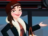 Флеш игра Магазин зимней одежды 2