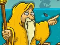 Флеш игра Маги против викингов: Безумие