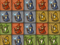 Флеш игра Маги против викингов