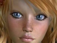 Флеш игра Макияж для городской девушки 3D
