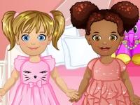 Флеш игра Маленькая Эмма: Вечеринка для принцесс