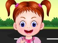 Флеш игра Маленькая Эмма в зоопарке