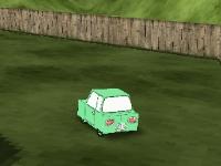 Флеш игра Маленькая машинка 2