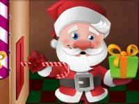 Флеш игра Маленький помощник Деда Мороза