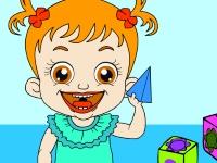 Флеш игра Малышка Хейзел: Раскраска
