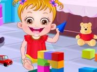Флеш игра Малышка Хейзел изучает формы