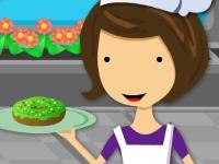 Флеш игра Мания пончиков: Секретный рецепт