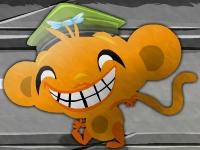 Флеш игра Марафон счастья обезьянки 2