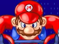 Флеш игра Марио BMX: Ремикс
