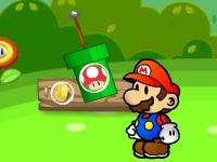 Флеш игра Марио: Фруктовые пузыри