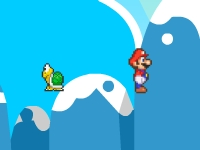 Флеш игра Марио: Нулевая гравитация