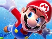Флеш игра Марио: Путешествие вверх