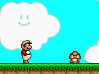 Флеш игра Марио Супер
