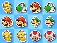 Флеш игра Марио: Три в ряд