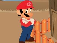 Флеш игра Марио: Война на ферме