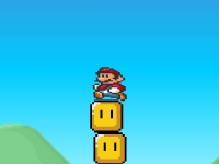 Флеш игра Марио, блоки и принцесса