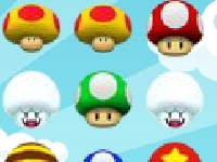 Флеш игра Марио: грибная пара