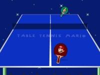 Флеш игра Марио и Луиджи играют в теннис