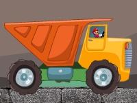 Флеш игра Марио на грузовике 2
