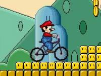 Флеш игра Марио на велике!