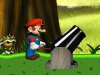 Флеш игра Марио против Тарзана 2