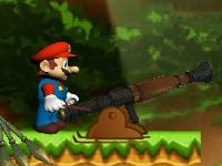 Флеш игра Марио против Тарзана