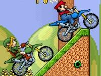 Флеш игра Марио против Зельды
