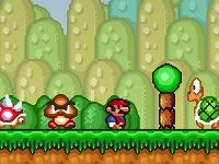 Флеш игра Марио против всех